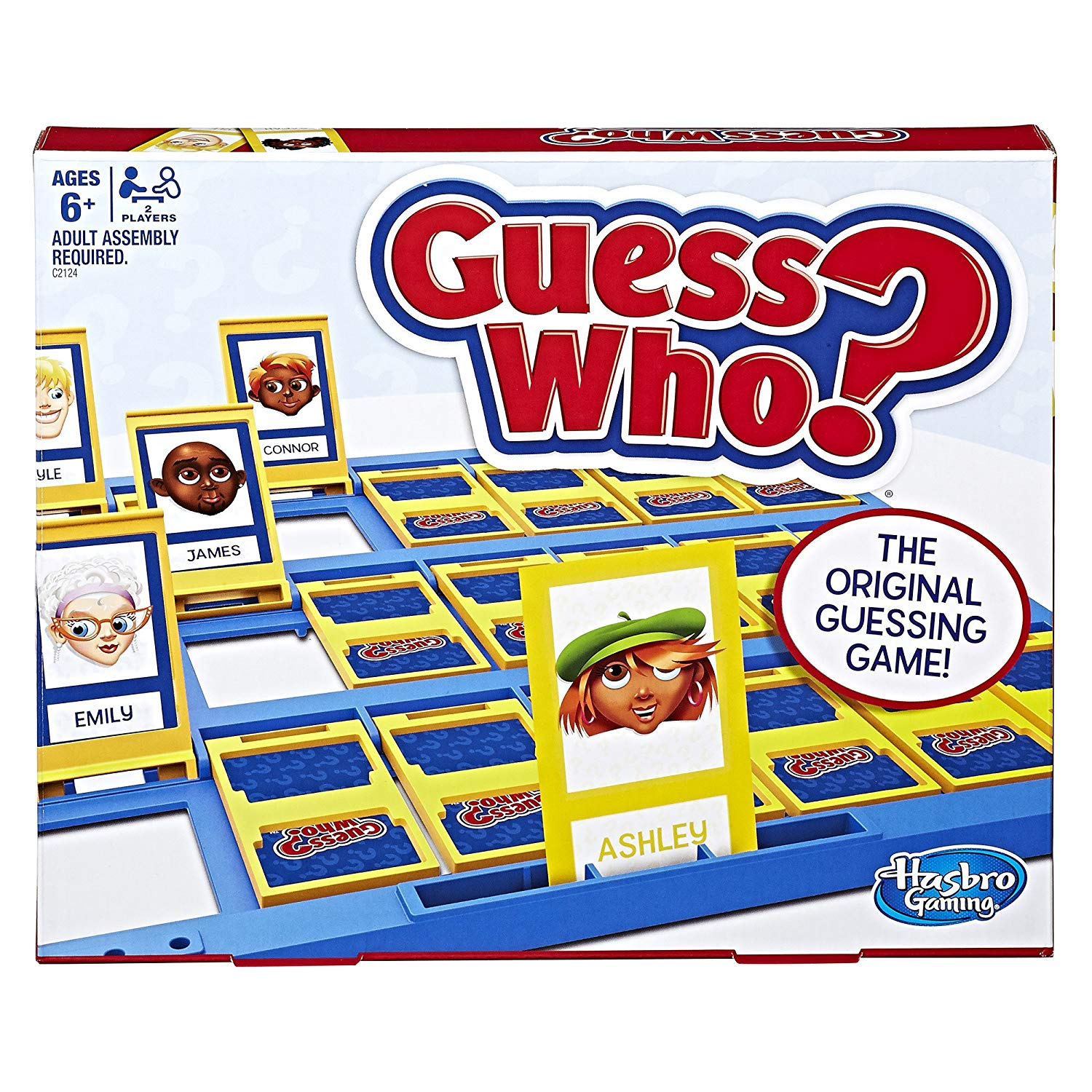 Guess Who Original Game