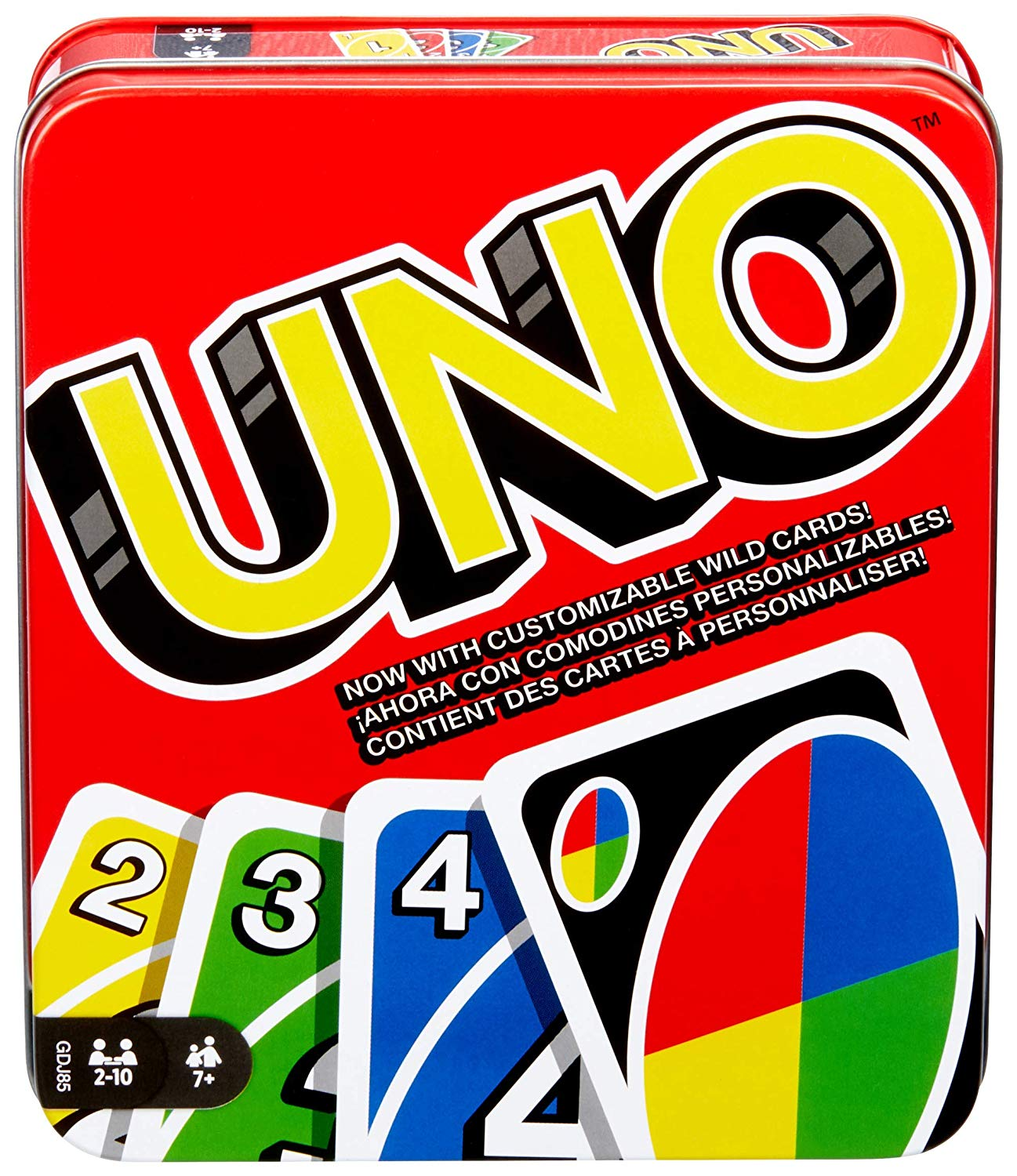 The Official Uno Tin [Amazon Exclusive]